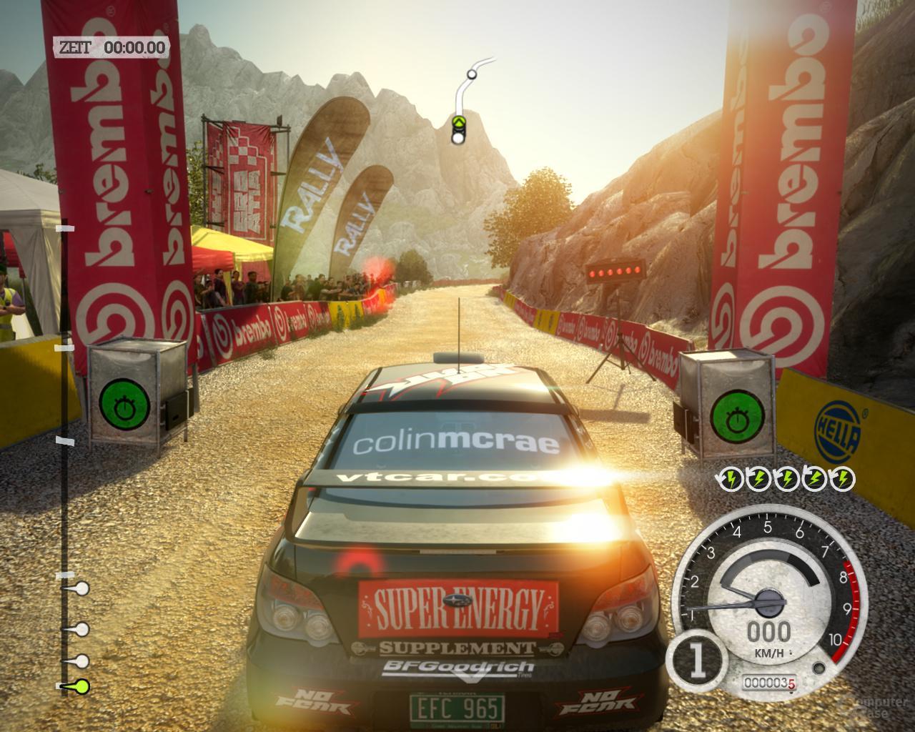 Dirt 2 – GT200