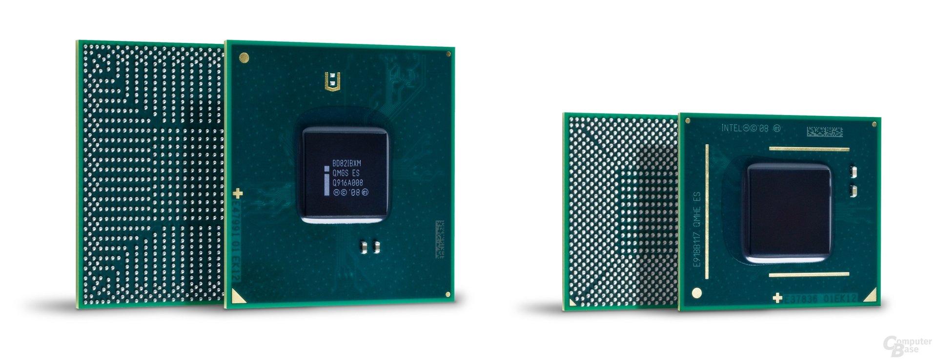 normler Chipsatz und SFF-Chipsatz