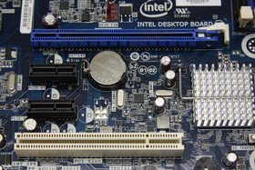 Intel  DH55TC H55 - Slots