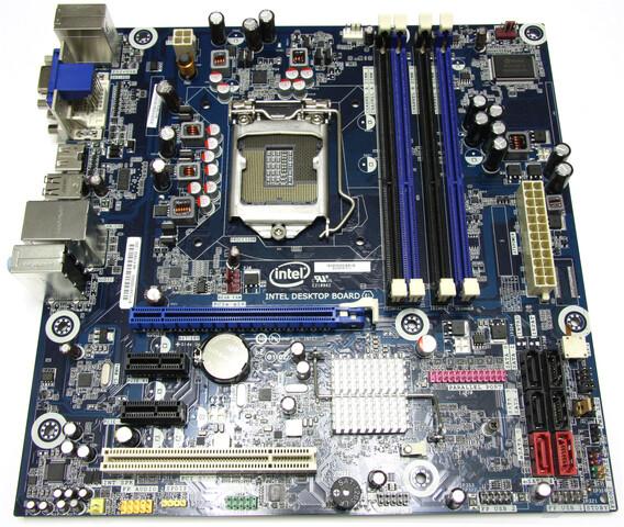 Intel  DH55TC H55