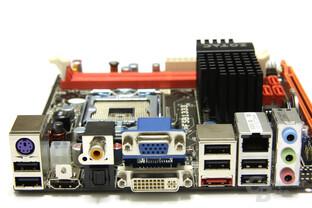 Zotac GeForce 9300 - Anschlüsse