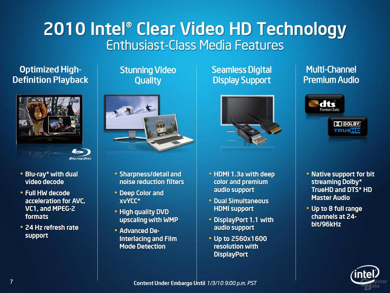 Intel Clarkdale