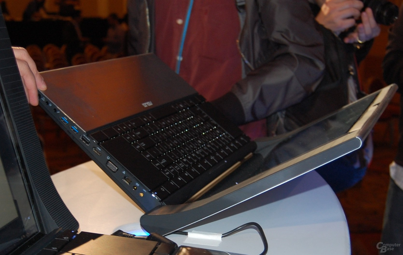 Asus NX90 Bang & Olufsen ICEpower Notebook