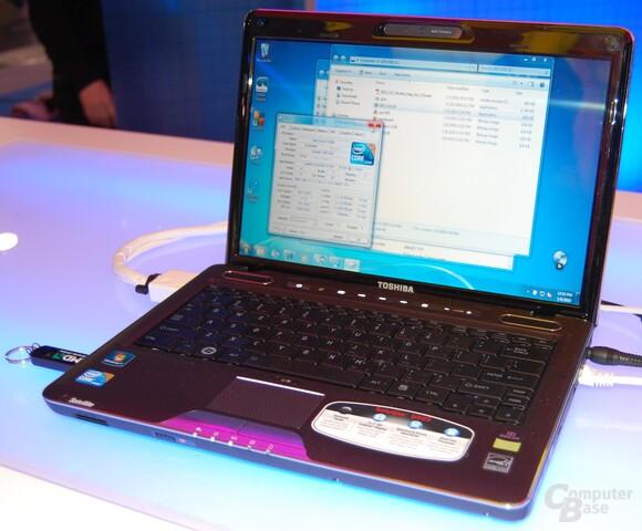 Intel auf der CES 2010