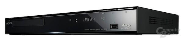 Sony BDP-S770 ist ebenfalls 3D-Blu-ray-fähig