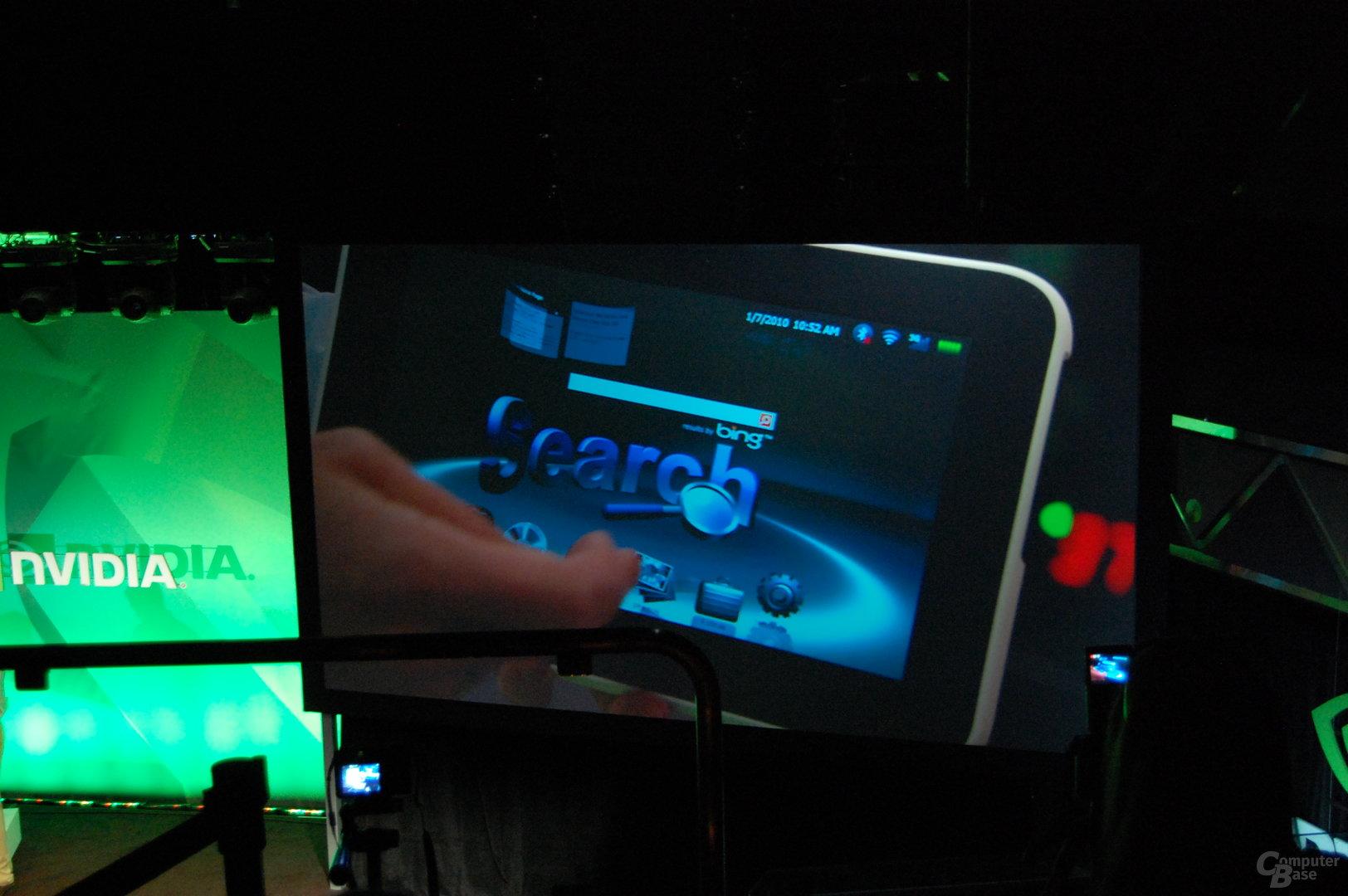 Nvidia stellt neue Tegra-Prozessoren vor