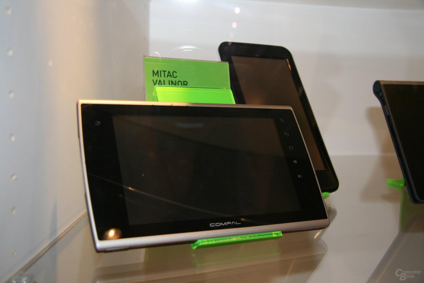 Tablets mit Nvidias neuem Tegra