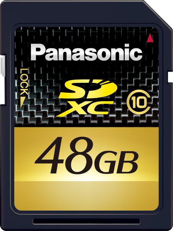 Panasonic SDXC 48 GB
