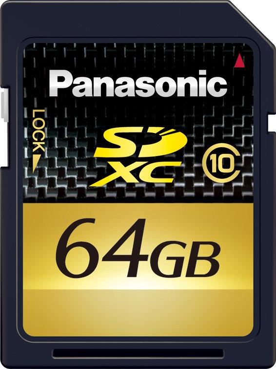Panasonic SDXC 64 GB