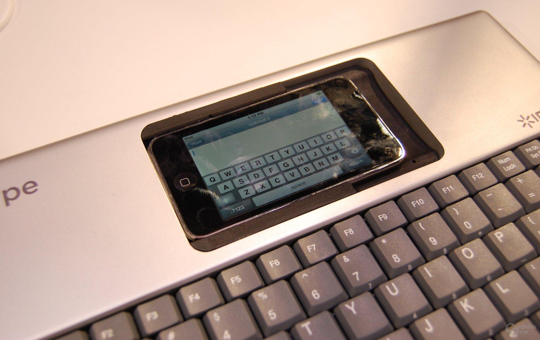 Ion Audio iType für iPhone