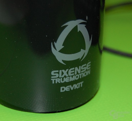 Razer Sixense Motion-Controller