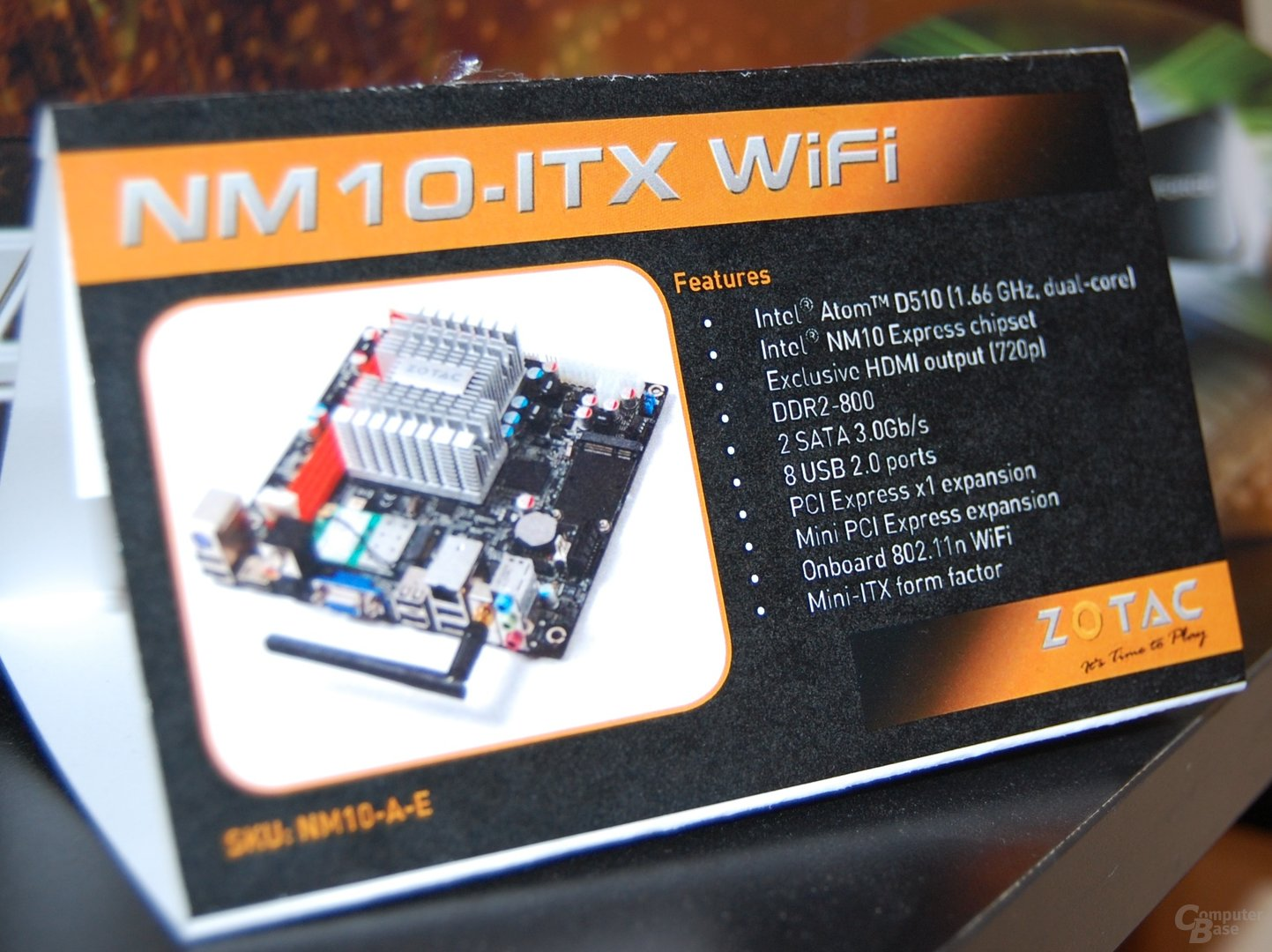 Zotac NM10-ITX WiFi