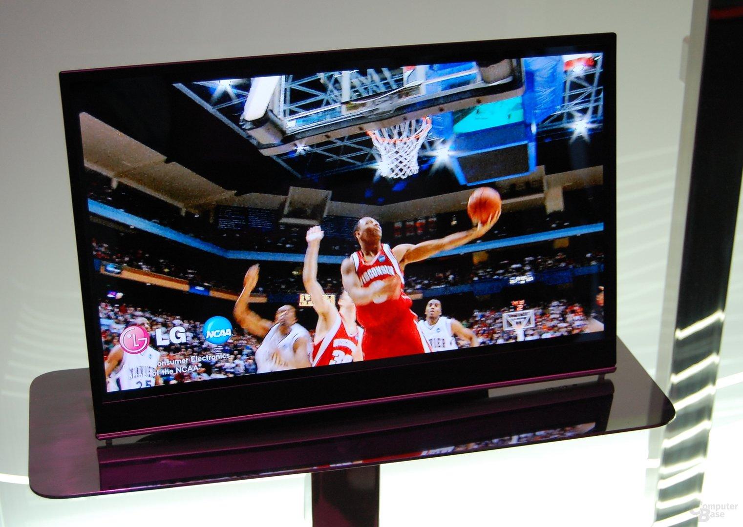 OLED TV von LG
