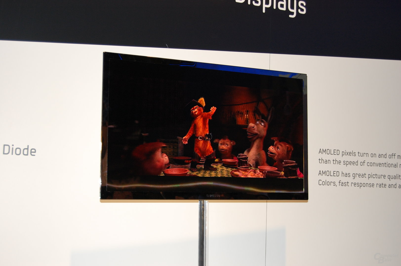 3D AMOLED von Samsung