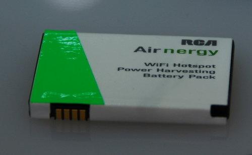 RCA Airnergy Akku
