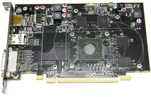 Radeon HD 5670 ohne Kühler