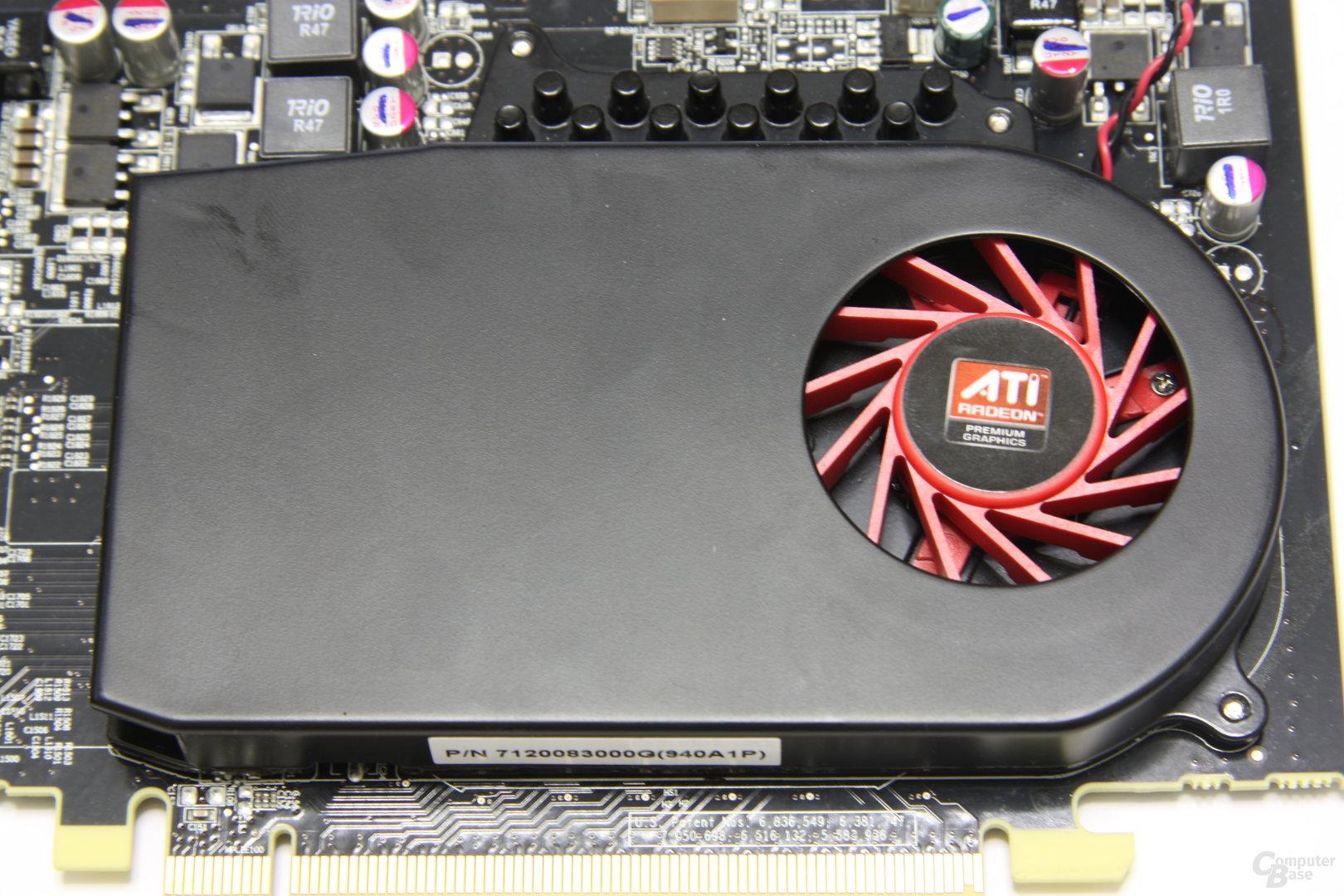 Radeon HD 5670 Kühler