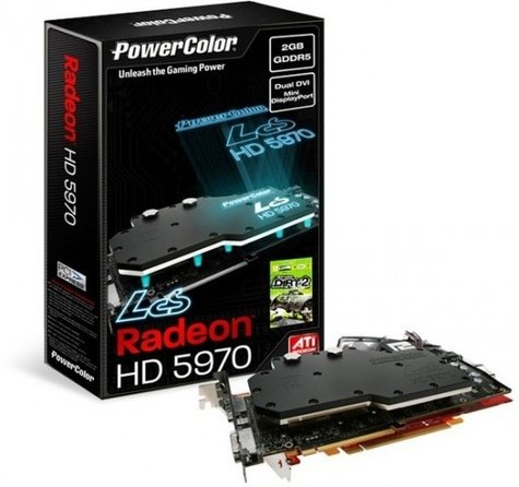 PowerColor HD 5970 LCs