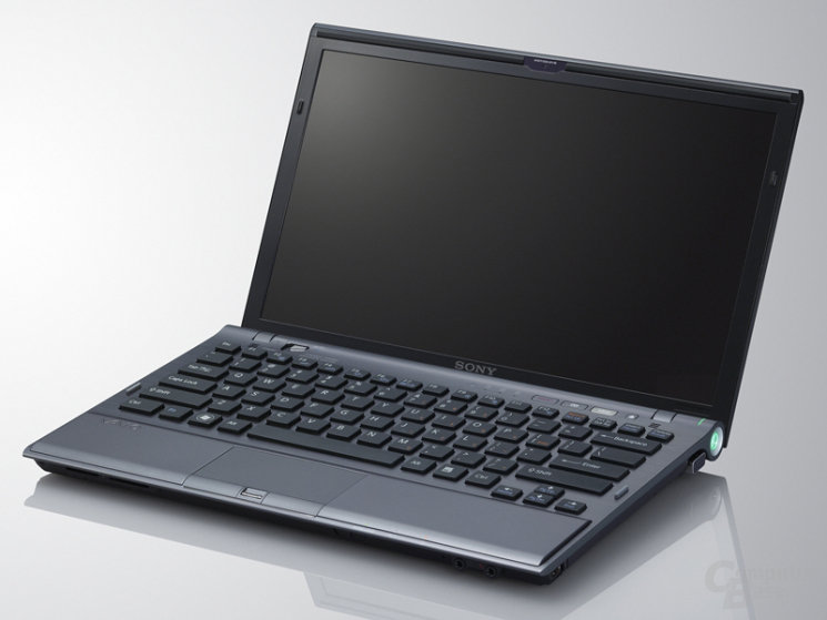 Neues Sony-Notebook der Vaio-Z-Serie