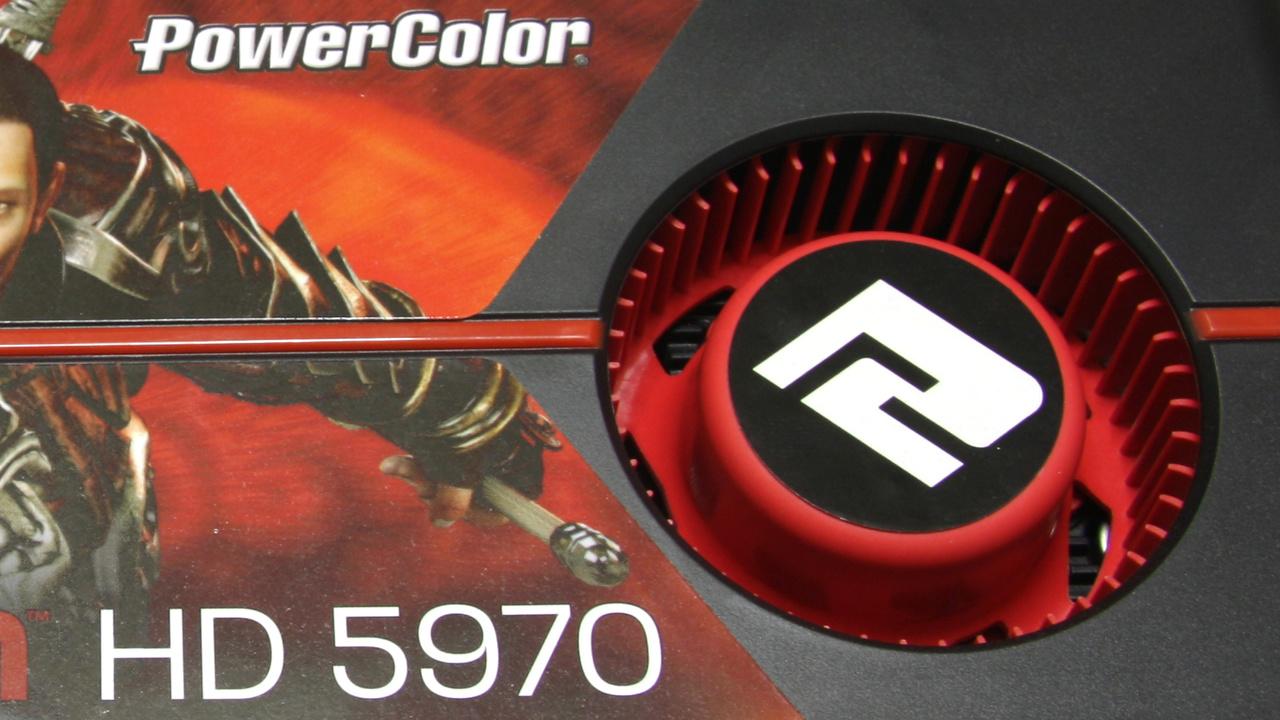 Quad-CrossFire: Zwei Radeon HD 5970 mit gleich vier GPUs im Test