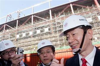 TSMC Vizepräsident Mark Liu