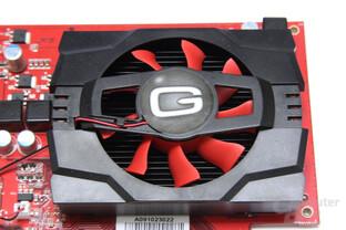 GeForce GT 240 Kühler