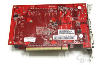 GeForce GT 240 Rückseite