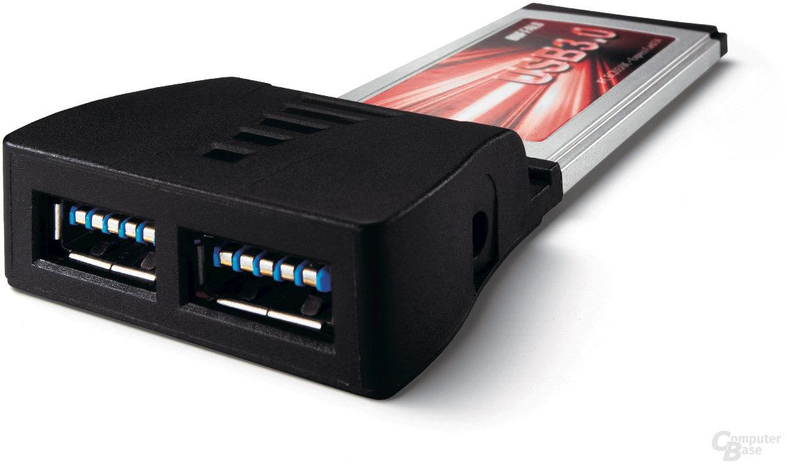 Buffalo IFC-EC2U3UC Express Interface Card (USB 3.0)