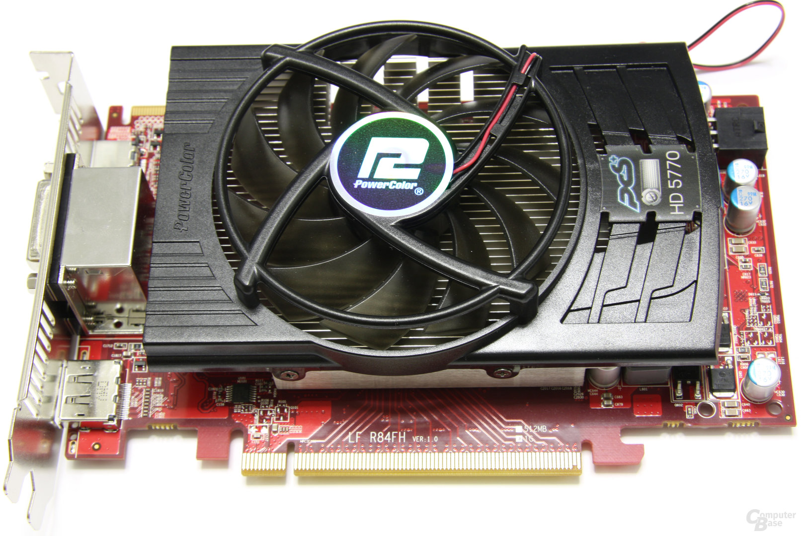 PowerColor Radeon HD 5770 PCS+