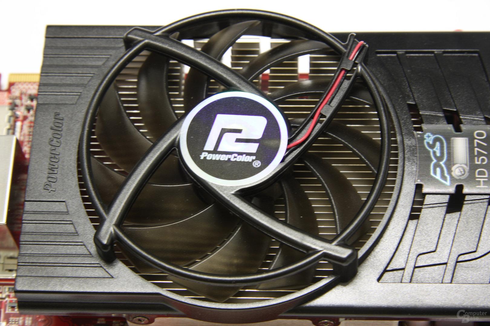 Radeon HD 5770 PCS+ Lüfter