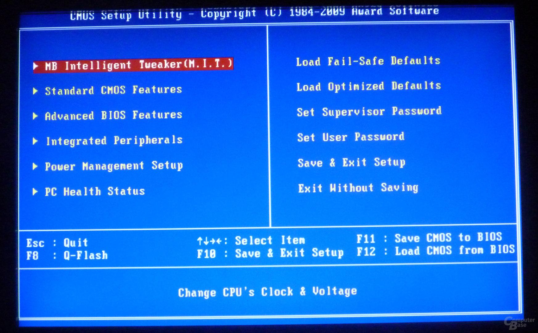 Gigabyte H55M-UD2H BIOS