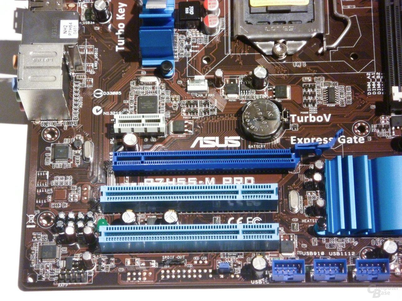 Asus P7H55-M Pro