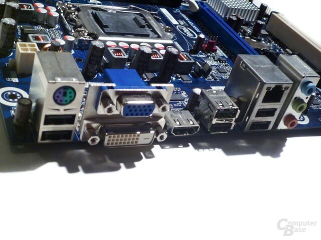 Intel DH55TC