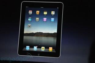Apples iPad   Quelle: engadget.com