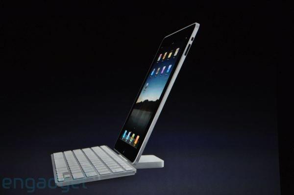 Apples iPad | Quelle: Engadget.com