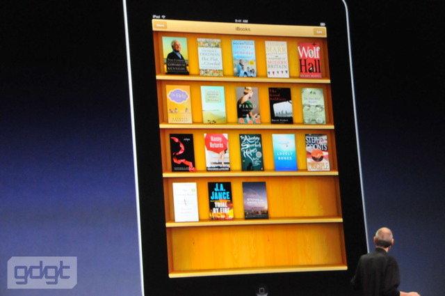 Apple iPad | Quelle: gdgt.com
