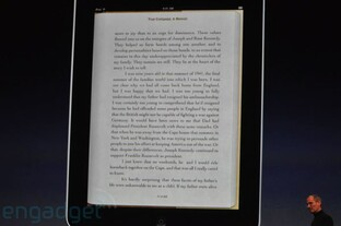 Apple iPad | Quelle: Engadget.com
