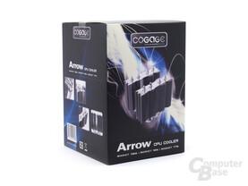 Cogage Arrow Verpackung