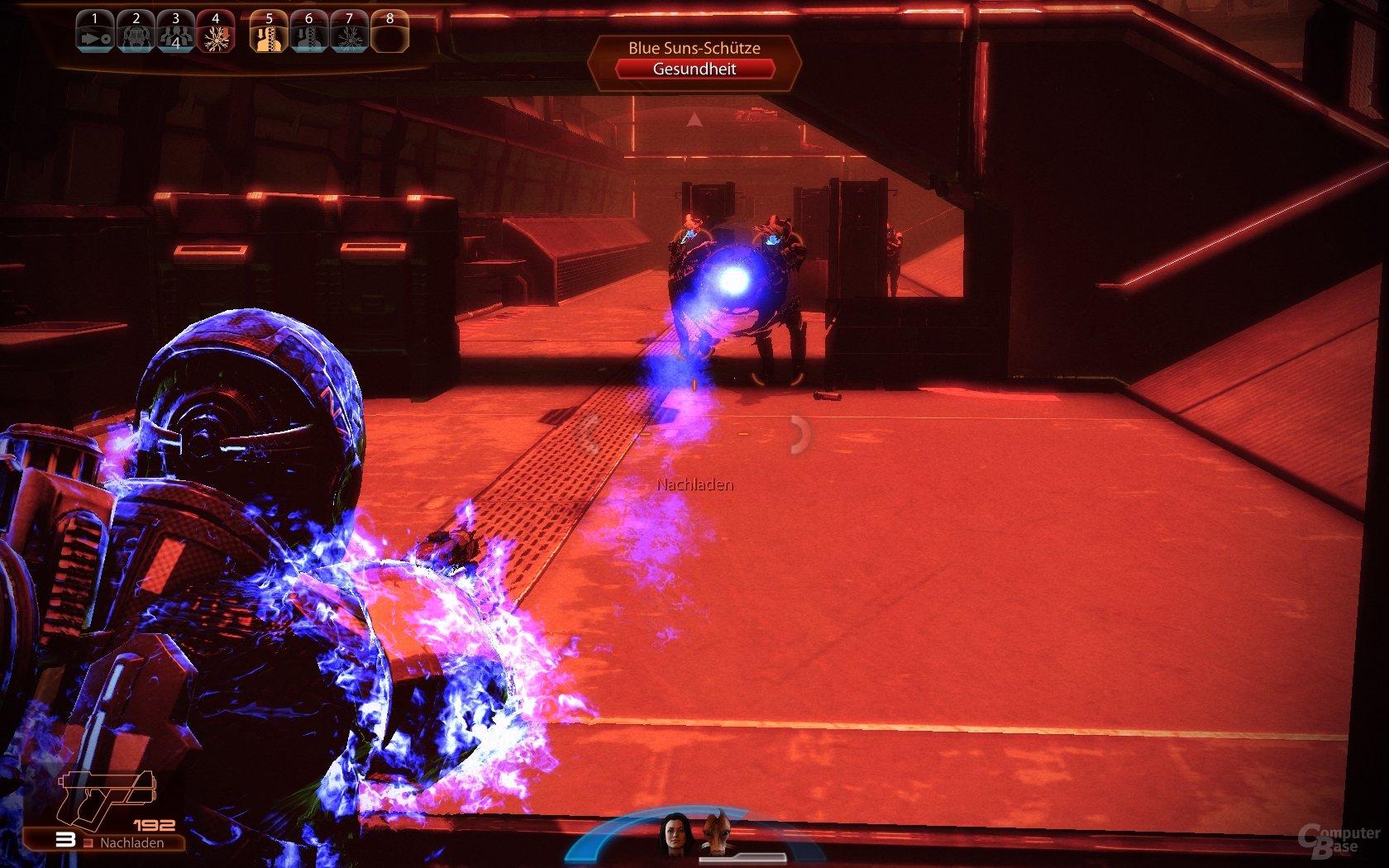 Mass Effect 2 - Grafik