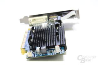 Radeon HD 5450 von hinten