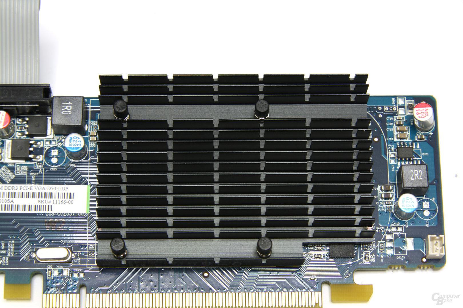 Radeon HD 5450 Kühler