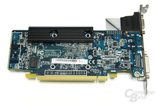 Radeon HD 5450 Rückseite