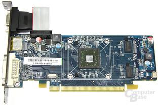 Radeon HD 5450 ohne Kühler
