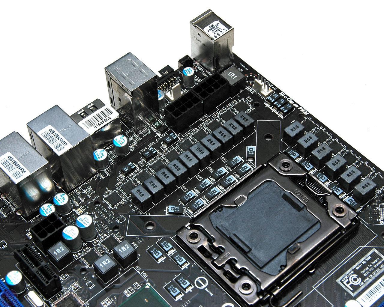 MSI Big Bang XPower (MS-7666) | Quelle: bit-tech.net