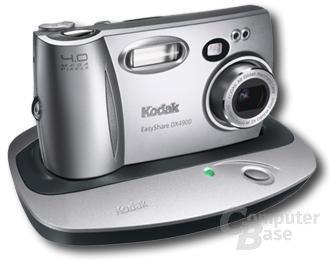Kodak DX4900 mit Station