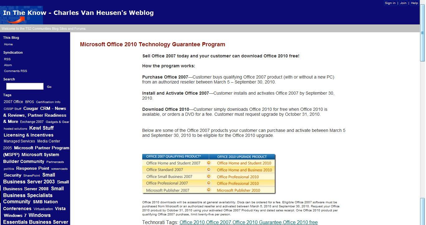 office_2010_technology_guarantee_program_blog