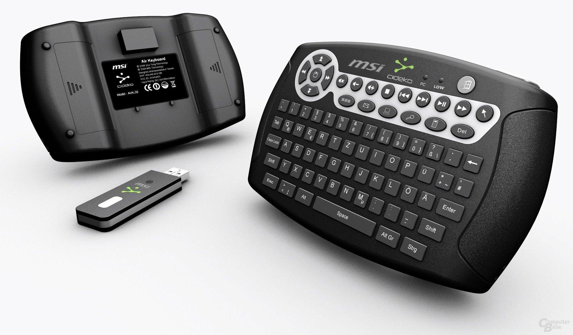 MSI Air Keyboard
