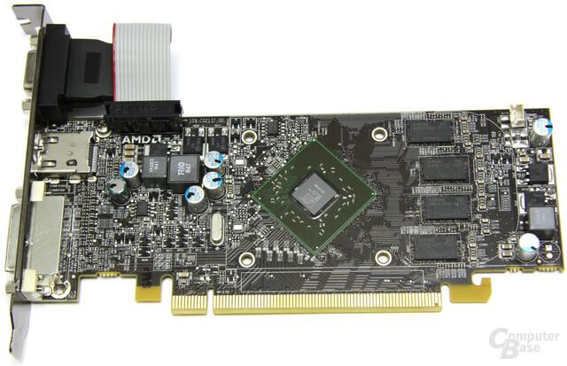 Radeon HD 5570 ohne Kühler