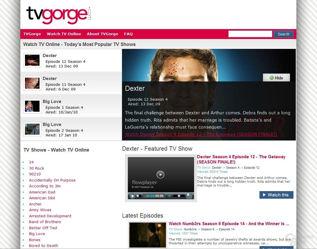 TVGorge