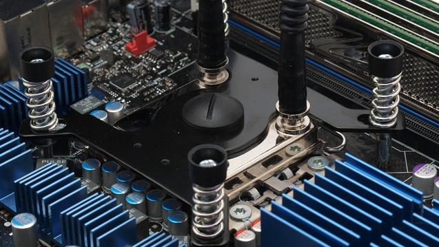 CoolIT Systems Domino A.L.C. im Test: Kompakte Wasserkühlung für Einsteiger